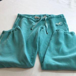 Hollister women's sweatpants size xs